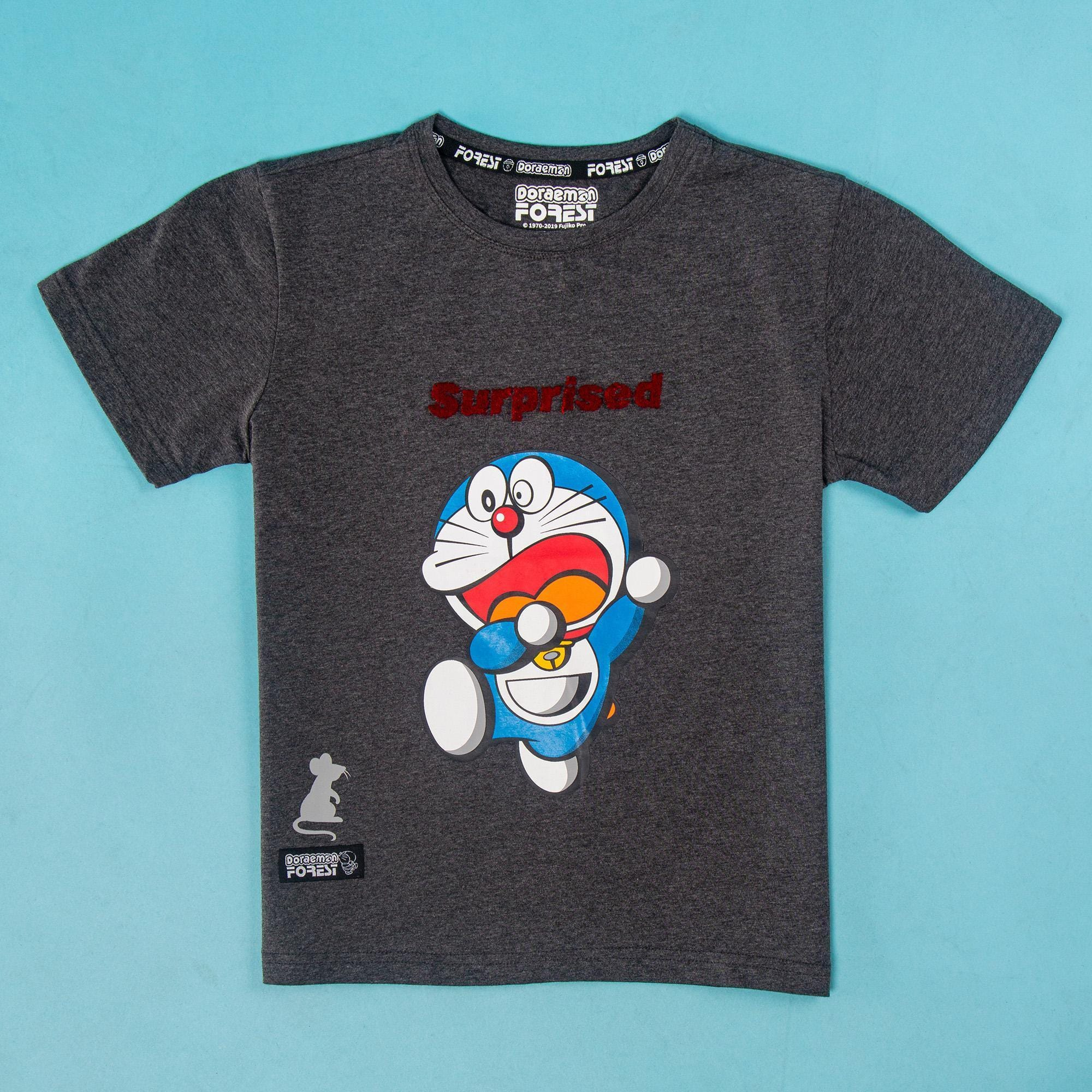 Kids Round Neck Tee - FDK2006-20