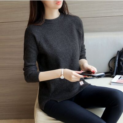 Women Cashmere Sweaters And Pullovers Autumn Winter Jumper Long Sleeve Femme Pure Pullover Female Casual Knitted Pull Sweater - SunLify