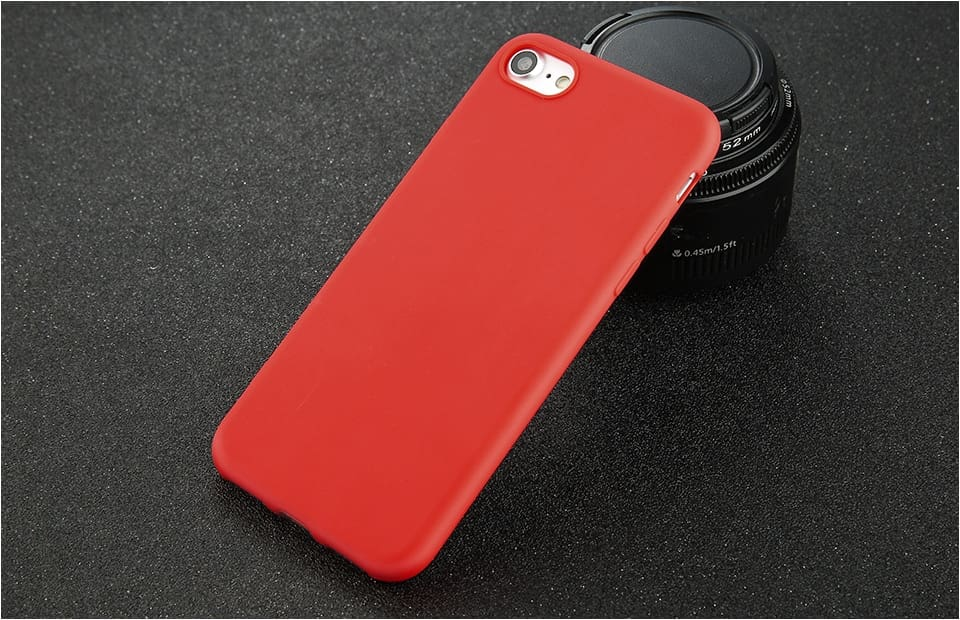 Dirt-resistant iPhone Case For iPhone XS XR XSMax Multiple Color