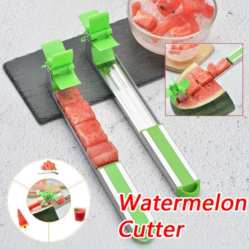Watermelon Cutter Windmill Shape Slicer Watermelon Cutter Kitchen Gadgets
