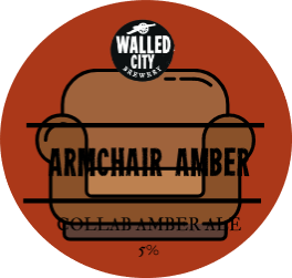 Armchair Amber
