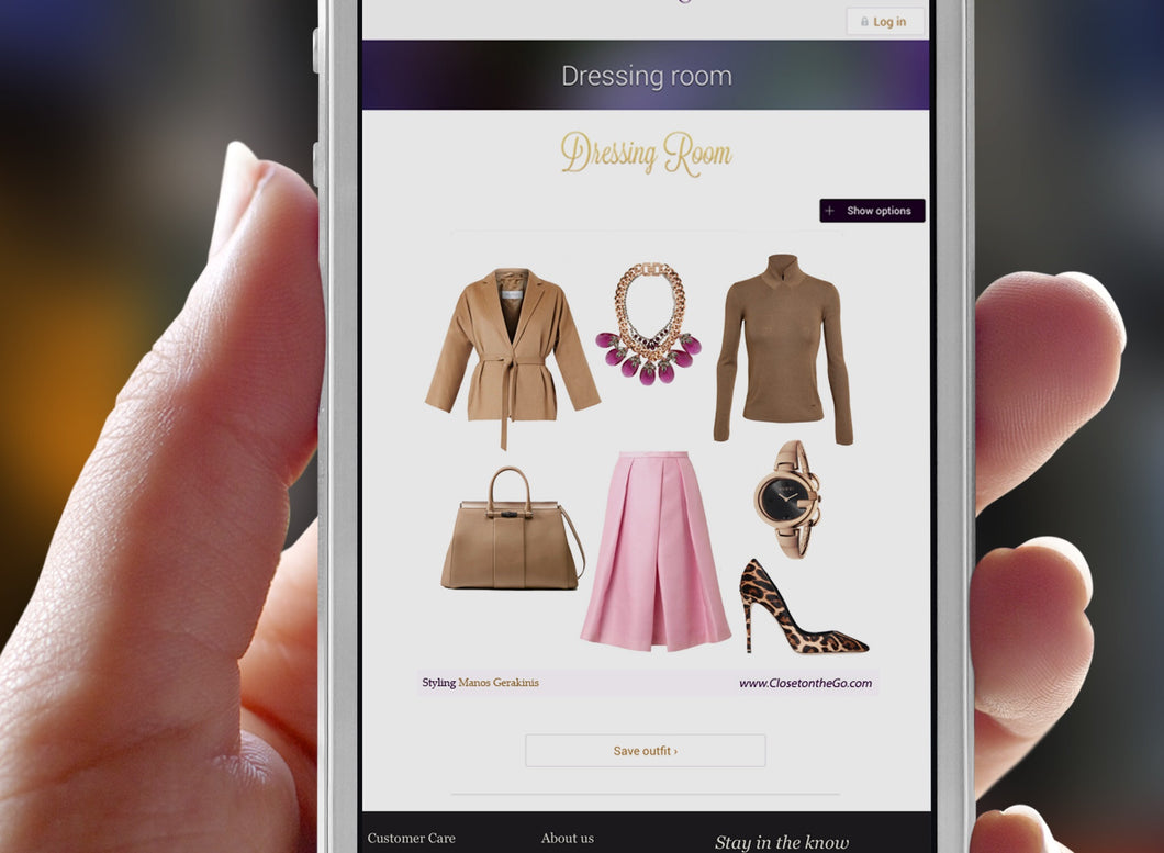 Virtual Personal Shopper