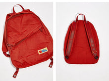 Load image into Gallery viewer, 16L/ 25L VARDAG Backpack School bag Red