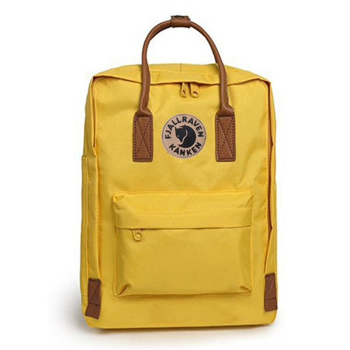 7/16L No. 2 Backpack Warm Yellow