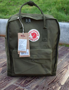 7L Mini Backpack - Brown