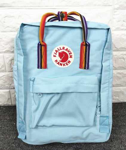 16L Rainbow Backpack Sky Blue