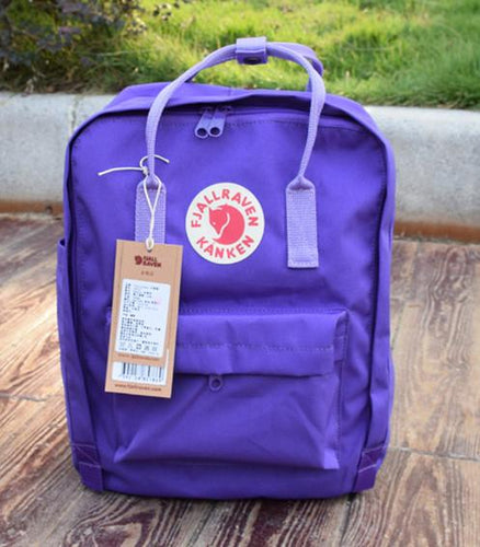 7/16/20L backpack Purple