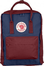 Load image into Gallery viewer, 16L/Classic BackPack Brand School Bag Travel Royal Blue/Ox Red
