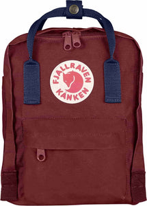 7L/  Mini BackPack Brand School Bag Travel Ox Red/Royal Blue