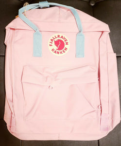 7/16/20L backpack Pink/Air Blue