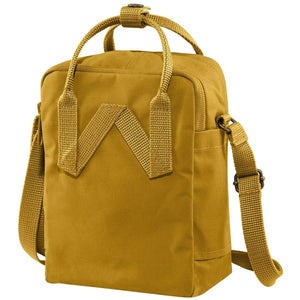 Sling Cross Body Bag Yellow