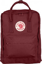 Load image into Gallery viewer, 16L/ BackPack Brand School Bag Travel Ox Red
