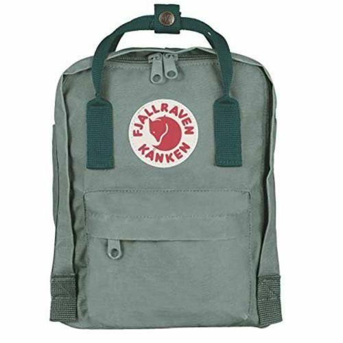 7L Mini Backpacks 664-645 Frost Green-Ocean Green