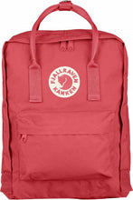 Load image into Gallery viewer, 16L/ Classic BackPack Brand School Bag Travel Peach Pink