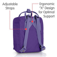 Load image into Gallery viewer, 7L/Mini BackPack Brand School Bag Travel Purple/Violet