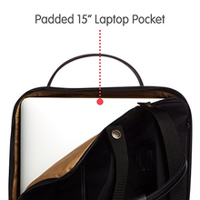 "Load image into Gallery viewer, 16L No. 2 Laptop 15"" Backpack for Everyday, Black Edition"