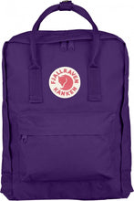 Load image into Gallery viewer, 16L/ Classic BackPack Brand School Bag Travel Purple