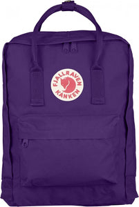 16L/ Classic BackPack Brand School Bag Travel Purple