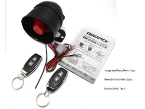 General Motors Anti-theft and Anti-theft System 2 Remote