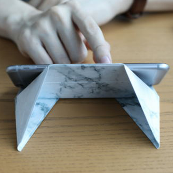 The Flat Multi-Purpose Origami Stand Holder