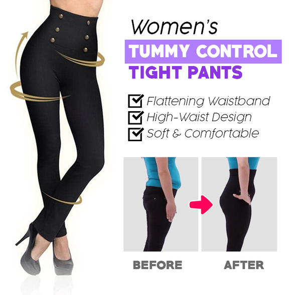 Tummy Control Tight Sexy Leggings Pants for Women