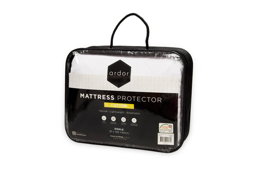 ARDOR Cotton Mattress Protector