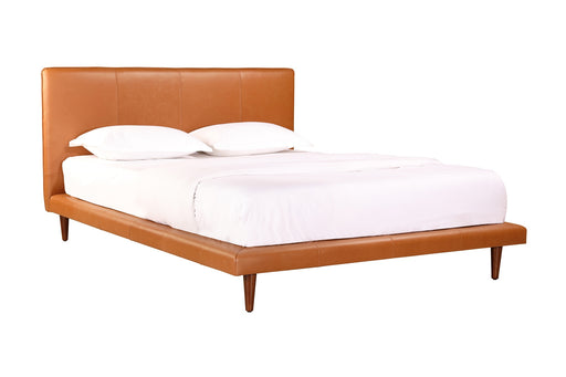 Amalfi Leather Bed