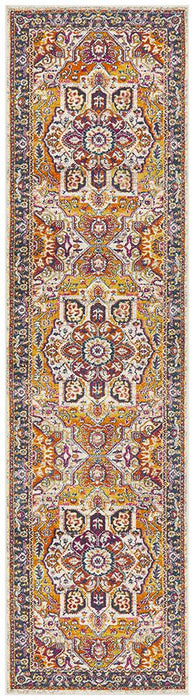 Babylon 207 Multi  Runner Rug