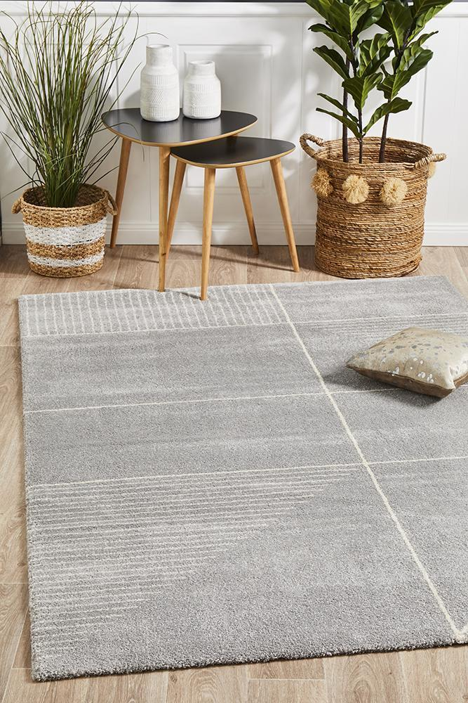 Rug Culture Broadway 935 Silver