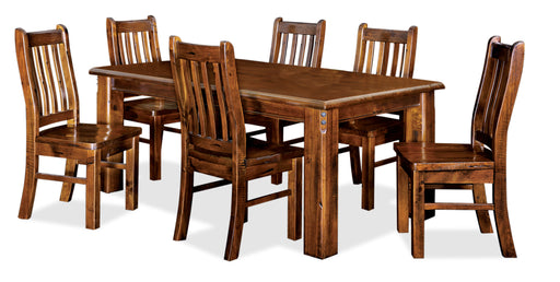 Barossa 7 Piece Dining Set