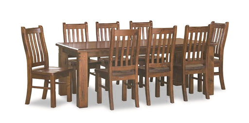 Barossa 9 Piece Dining Set