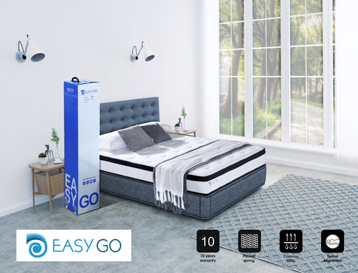 Easy Go Mattress In A Box