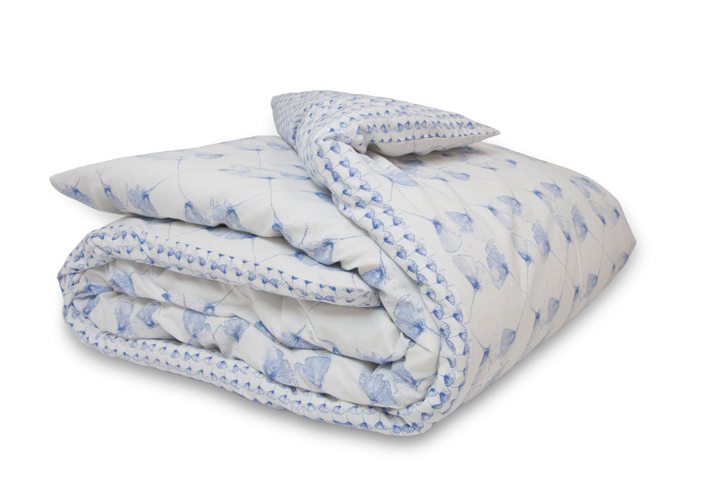 JAMIE DURIE Ginko Quilt Cover Set