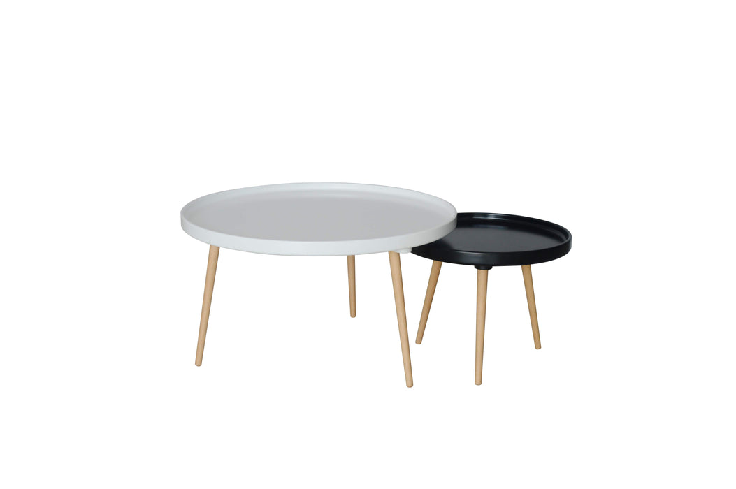 Kyle Round Coffee Table