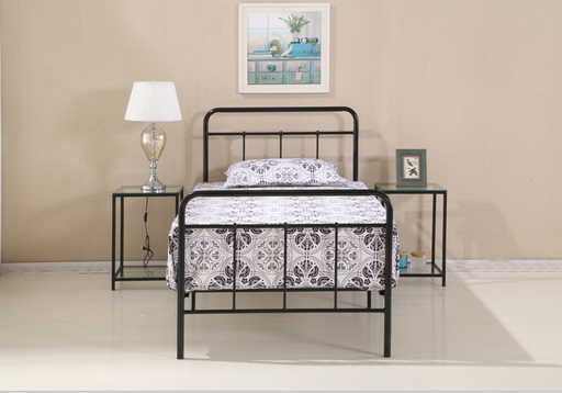 Lincoln Metal Bed