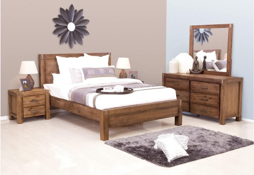 Lawson 4pc Queen Dresser Bedroom Suite