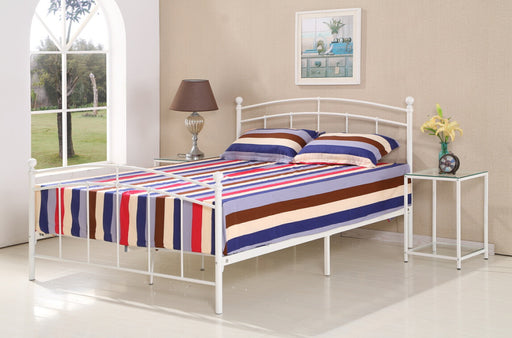 Savanna Metal Bed