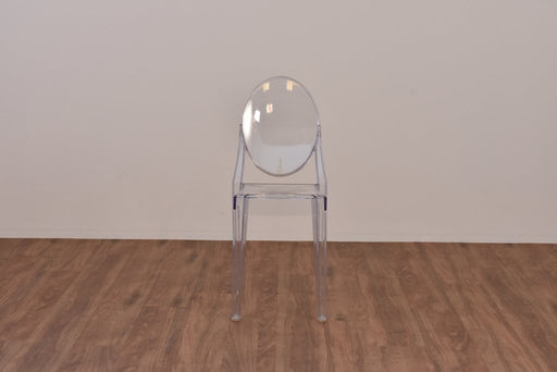 Philippe Starck Ghost Chair - Replica (armless)