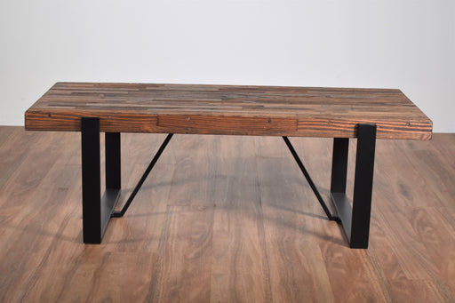Iron Bridge Coffee Table