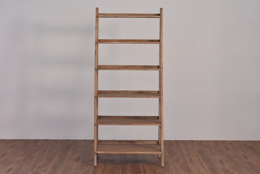 Lawson 6 Tier Leaning Book Case