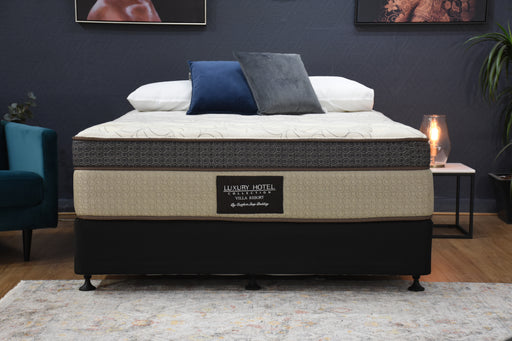 Luxury Hotel Villa Resort Medium Mattress