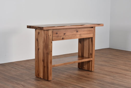 Bennet Live Edge Console Table