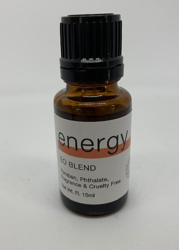 Energy Essential Oil Blend