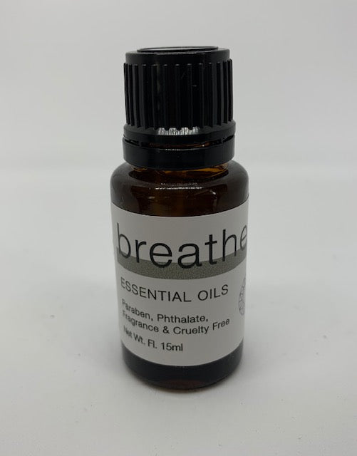 Breathe Essential Oil Blend