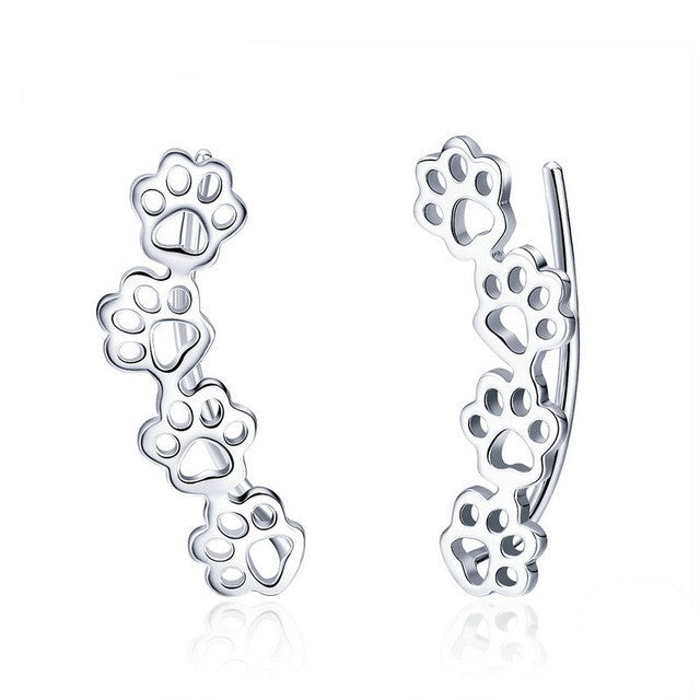 Trail Of Happiness Stud Earrings