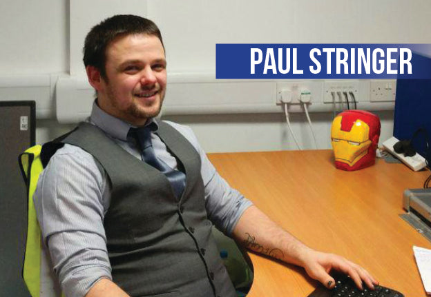 Paul Stringer
