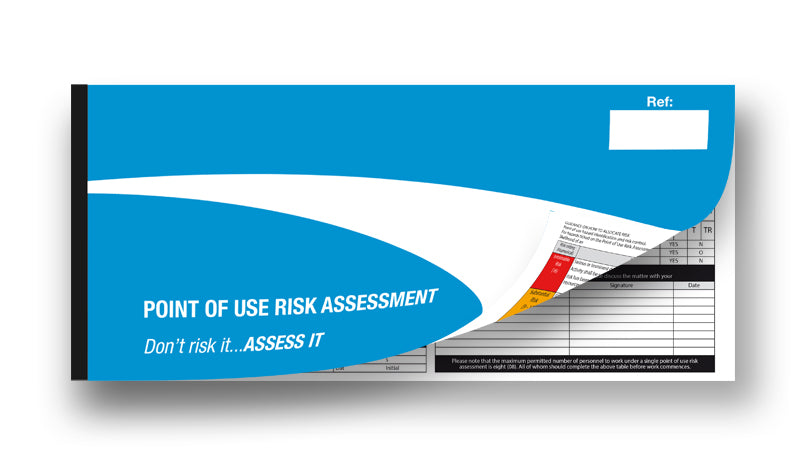 Risk Assessment Pad - WordPress