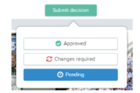 Submit Decision for Ziflow