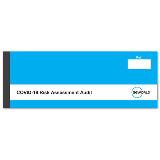 COVID-19 Risk Assessment Audit Checklist (pad of 30)