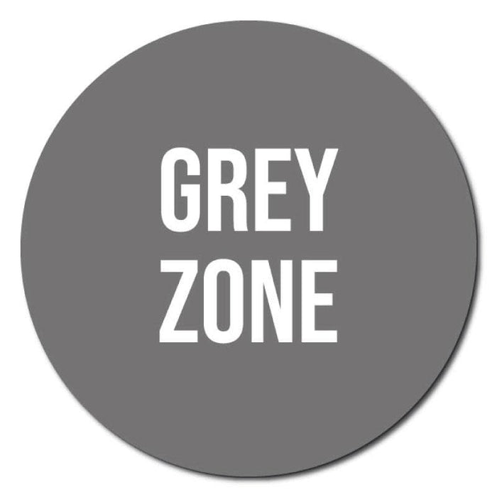 Zone Colours, Outdoor/Heavy Duty Usage, 60cm Diameter
